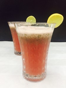 Refreshing Summer Drink - Strawberry & Watermelon Lemonade